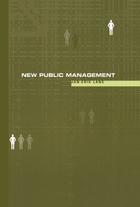 New Public Management: An Introduction, 1st Edition (Hardback) book cover