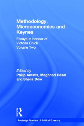 Methodology, Microeconomics and Keynes: Essays in Honour of Victoria Chick, Volume 2 (Hardback) book cover