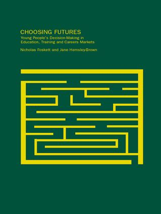 Choosing Futures: 1st Edition (Paperback) book cover