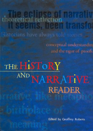 The History and Narrative Reader