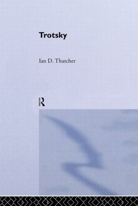 Trotsky: 1st Edition (Hardback) book cover