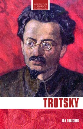 Trotsky book cover