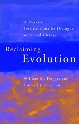 Reclaiming Evolution: 1st Edition (Paperback) book cover