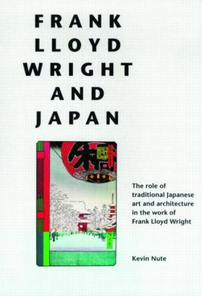 Frank Lloyd Wright and Japan (Paperback) book cover