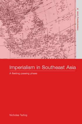 Imperialism in Southeast Asia: 1st Edition (Hardback) book cover