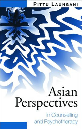Asian Perspectives in Counselling and Psychotherapy (Paperback) book cover