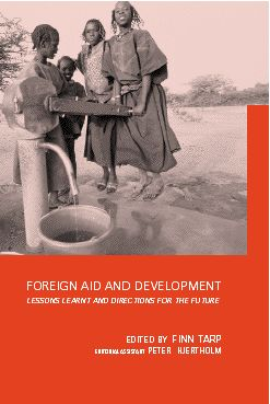 Foreign Aid and Development: Lessons Learnt and Directions For The Future, 1st Edition (Paperback) book cover