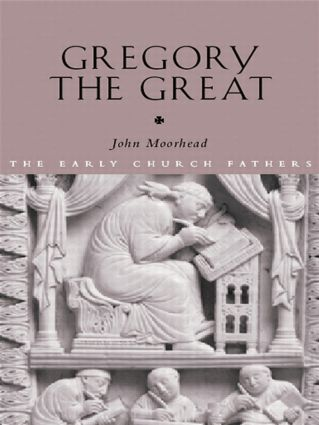 Gregory the Great (Paperback) book cover