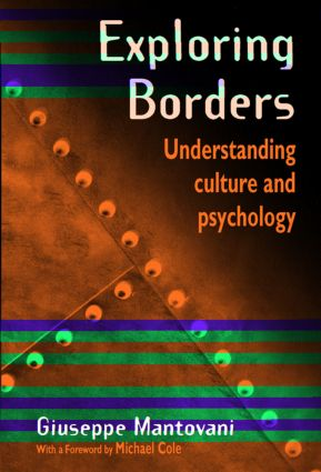 Exploring Borders: Understanding Culture and Psychology, 1st Edition (Paperback) book cover
