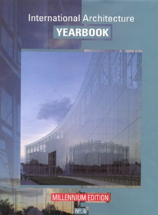International Architecture Yearbook: Millennium (Hardback) book cover