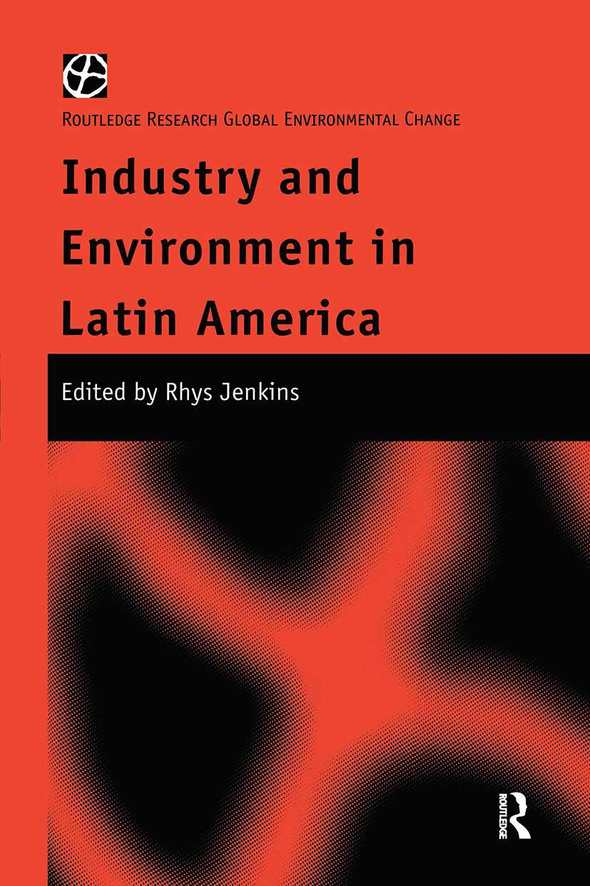 Industry and Environment in Latin America book cover