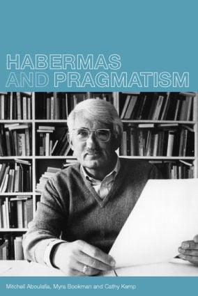 Habermas and Pragmatism (Paperback) book cover