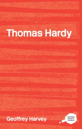 Thomas Hardy: 1st Edition (Paperback) book cover
