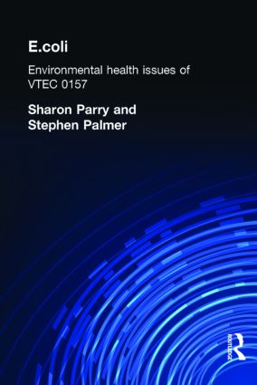 E.coli: Environmental Health Issues of VTEC 0157 (Hardback) book cover
