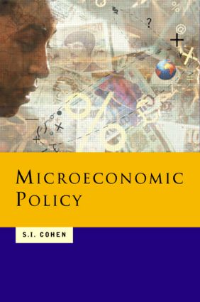 Microeconomic Policy (Paperback) book cover