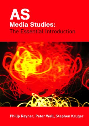 AS Media Studies: The Essential Introduction book cover