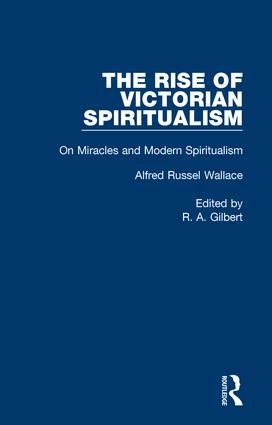 On Miracles&Mod Spiritualsm V5: 1st Edition (Hardback) book cover