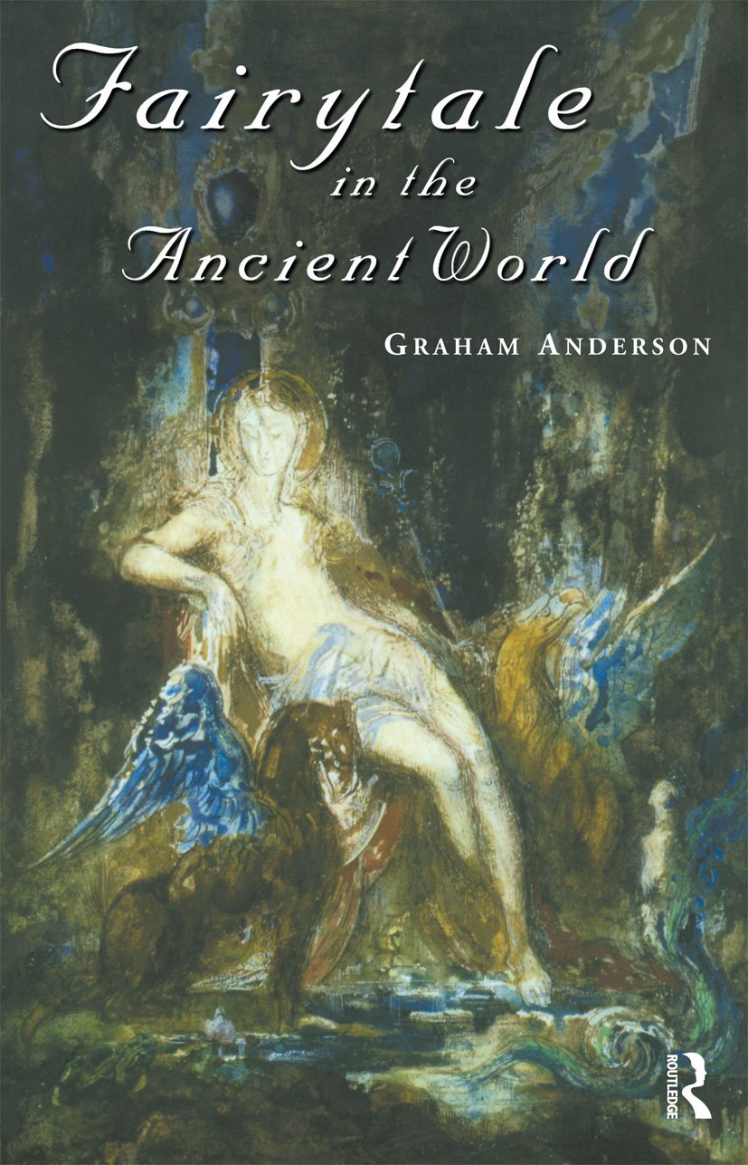 Fairytale in the Ancient World: 1st Edition (Paperback) book cover