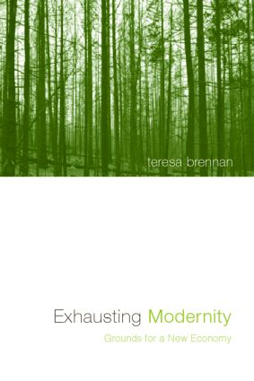 Exhausting Modernity: Grounds for a New Economy, 1st Edition (Paperback) book cover
