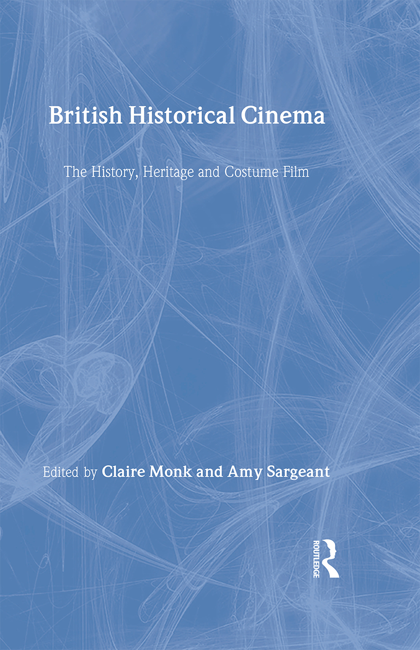 British Historical Cinema book cover