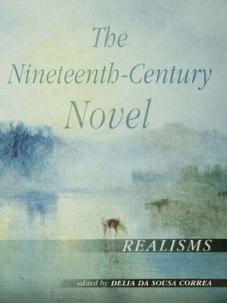 The Nineteenth-Century Novel: Realisms (e-Book) book cover
