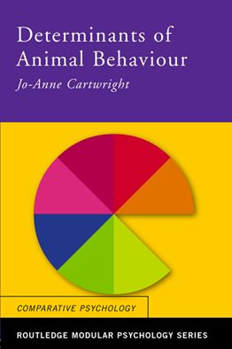 Determinants of Animal Behaviour book cover