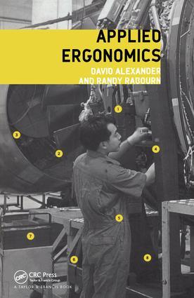 Applied Ergonomics: 1st Edition (e-Book) book cover