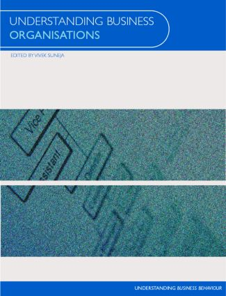 Understanding Business Organisations: 1st Edition (Paperback) book cover