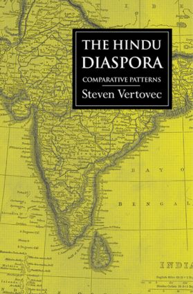 The Hindu Diaspora: Comparative Patterns, 1st Edition (Paperback) book cover