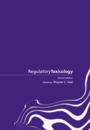 Regulatory Toxicology: 2nd Edition (Hardback) book cover