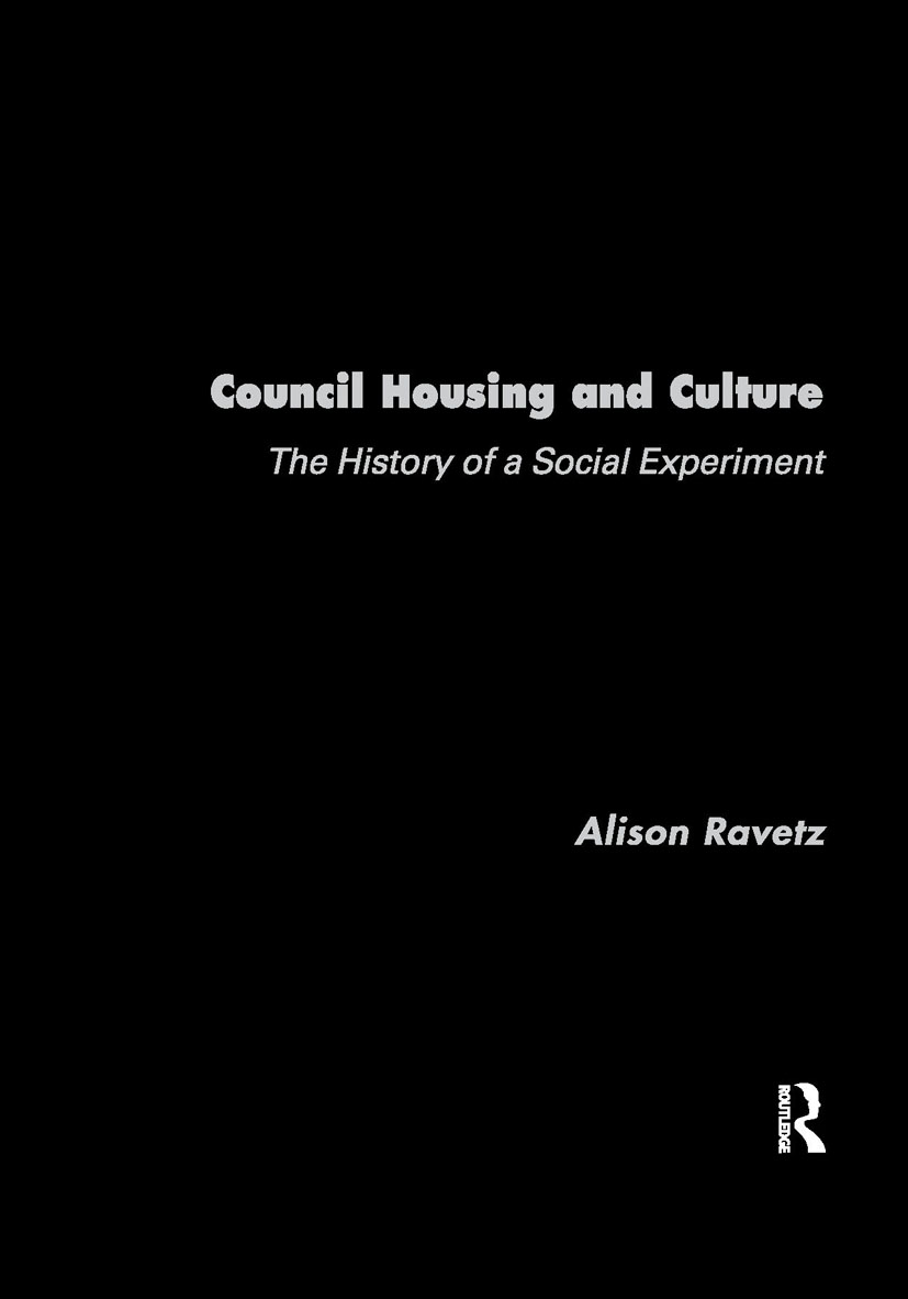 Council Housing and Culture: The History of a Social Experiment book cover