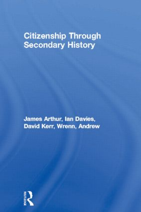 Citizenship Through Secondary History (Paperback) book cover