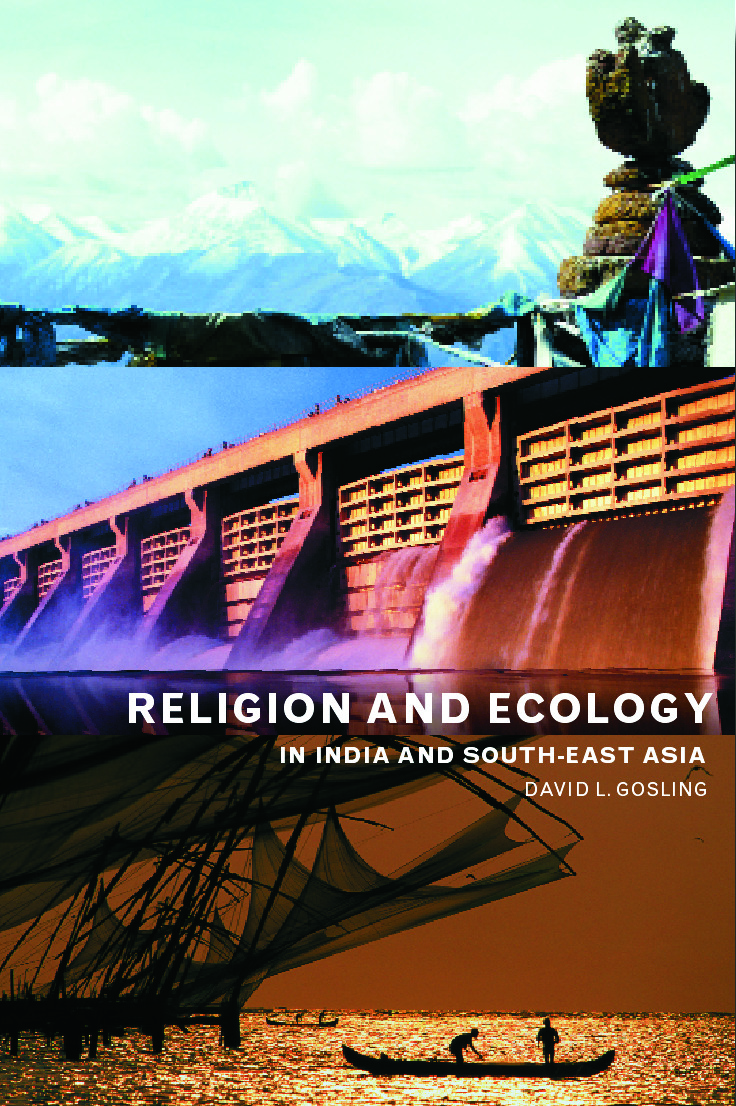 Religion and Ecology in India and Southeast Asia: 1st Edition (Paperback) book cover