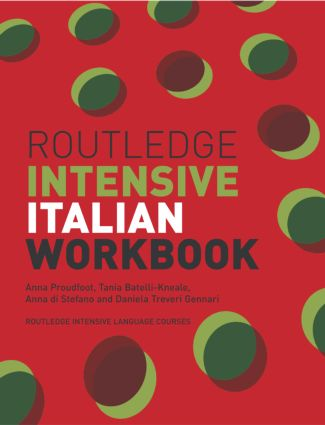 Routledge Intensive Italian Workbook book cover