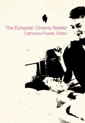 European Cinema Reader: 1st Edition (Paperback) book cover