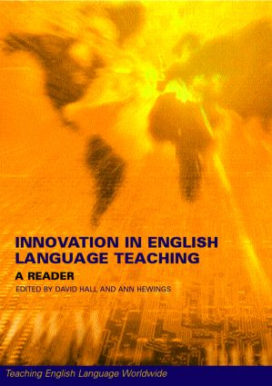Innovation in English Language Teaching: A Reader (Hardback) book cover