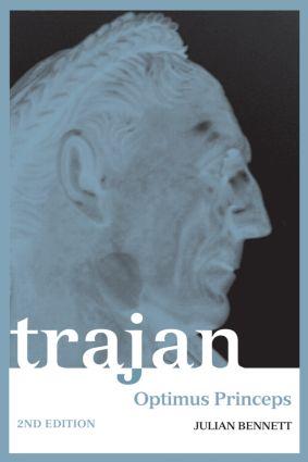 Trajan: Optimus Princeps (Paperback) book cover