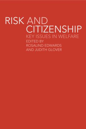 Risk and Citizenship: Key Issues in Welfare (Paperback) book cover