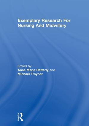 Exemplary Research For Nursing And Midwifery