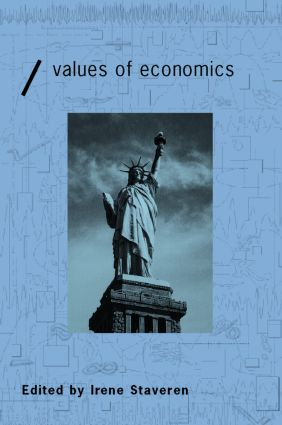 The Values of Economics: An Aristotelian Perspective book cover