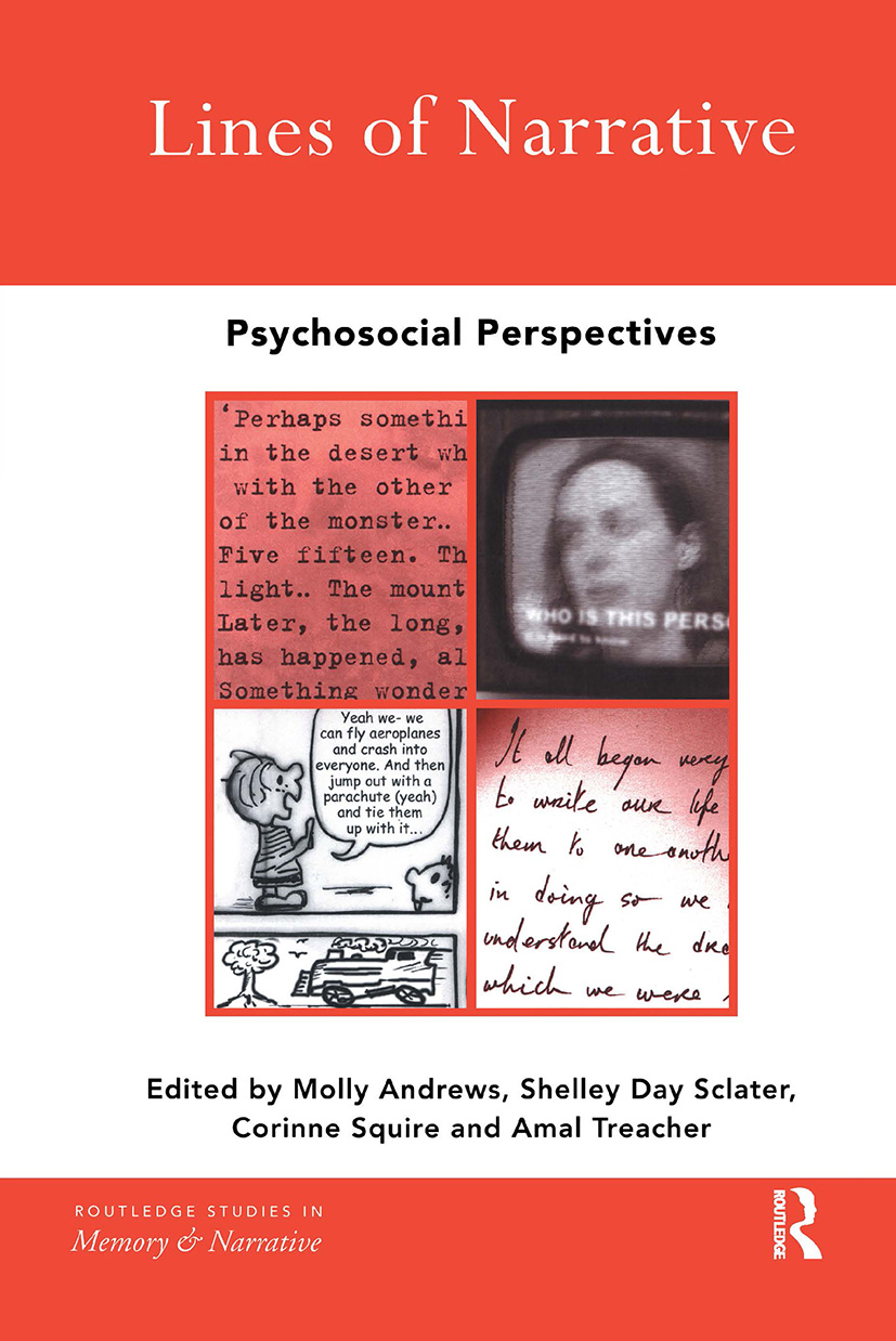 Lines of Narrative: Psychosocial Perspectives (Hardback) book cover