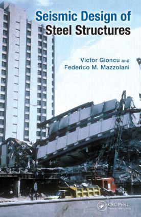 Seismic Design of Steel Structures (Hardback) book cover