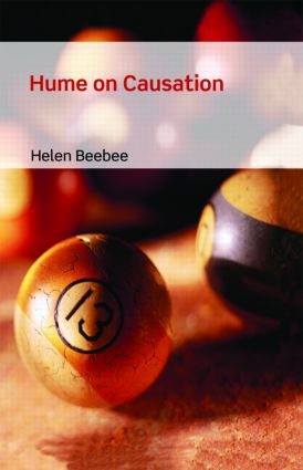 Hume on Causation: 1st Edition (Hardback) book cover