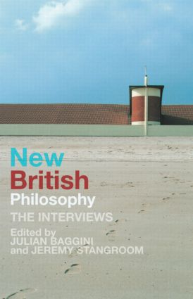 New British Philosophy: The Interviews, 1st Edition (Paperback) book cover