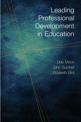 Leading Professional Development in Education OU Reader: 1st Edition (Paperback) book cover