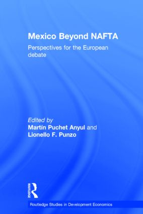 Mexico Beyond NAFTA (Hardback) book cover