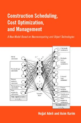 Construction Scheduling, Cost Optimization and Management: 1st Edition (Hardback) book cover