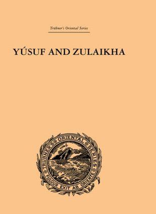 Yusuf and Zulaikha