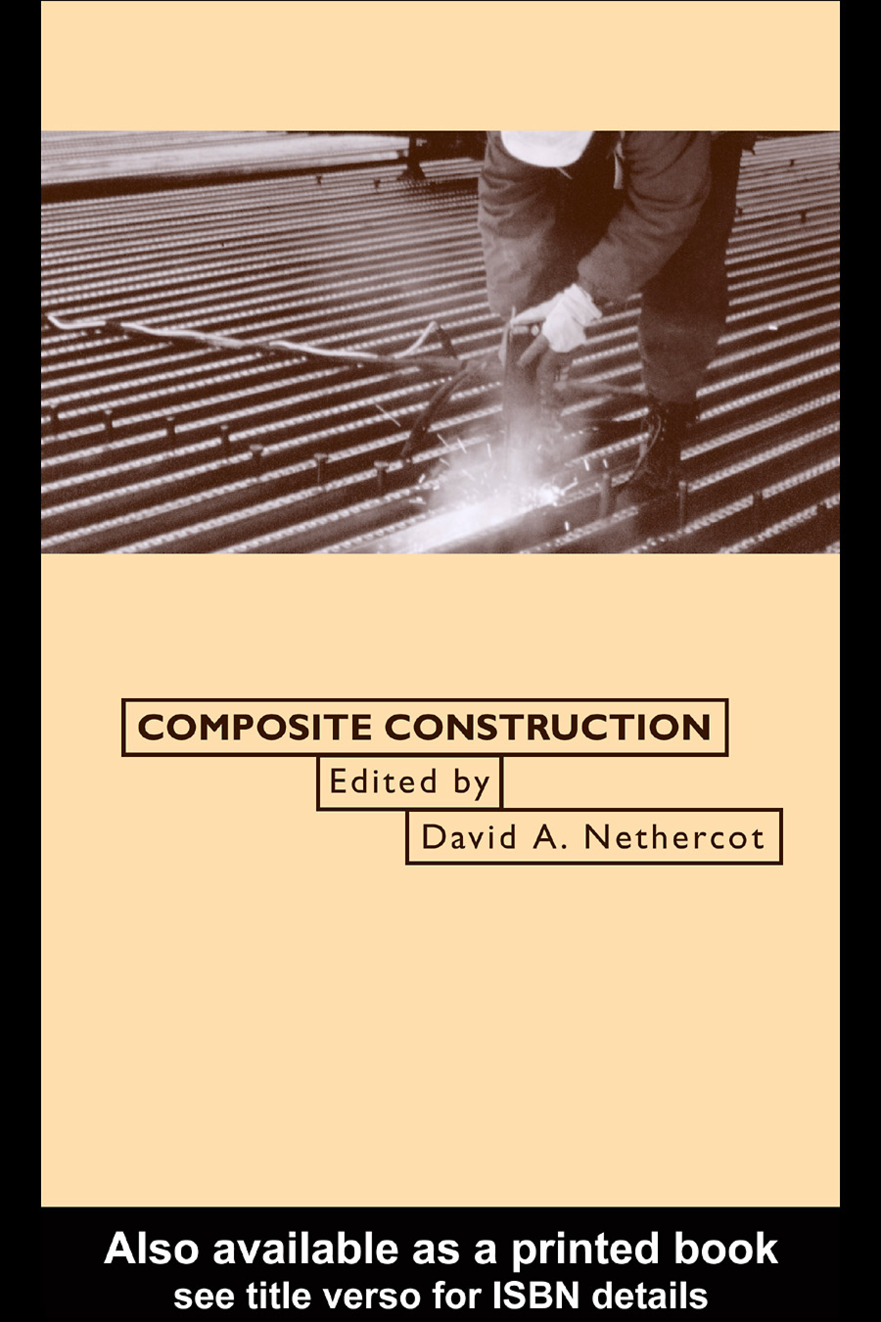Composite Construction: 1st Edition (Paperback) book cover