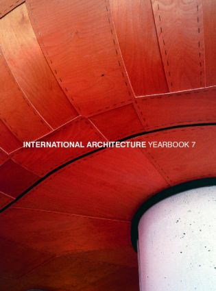 International Architecture Yearbook: No. 7 book cover